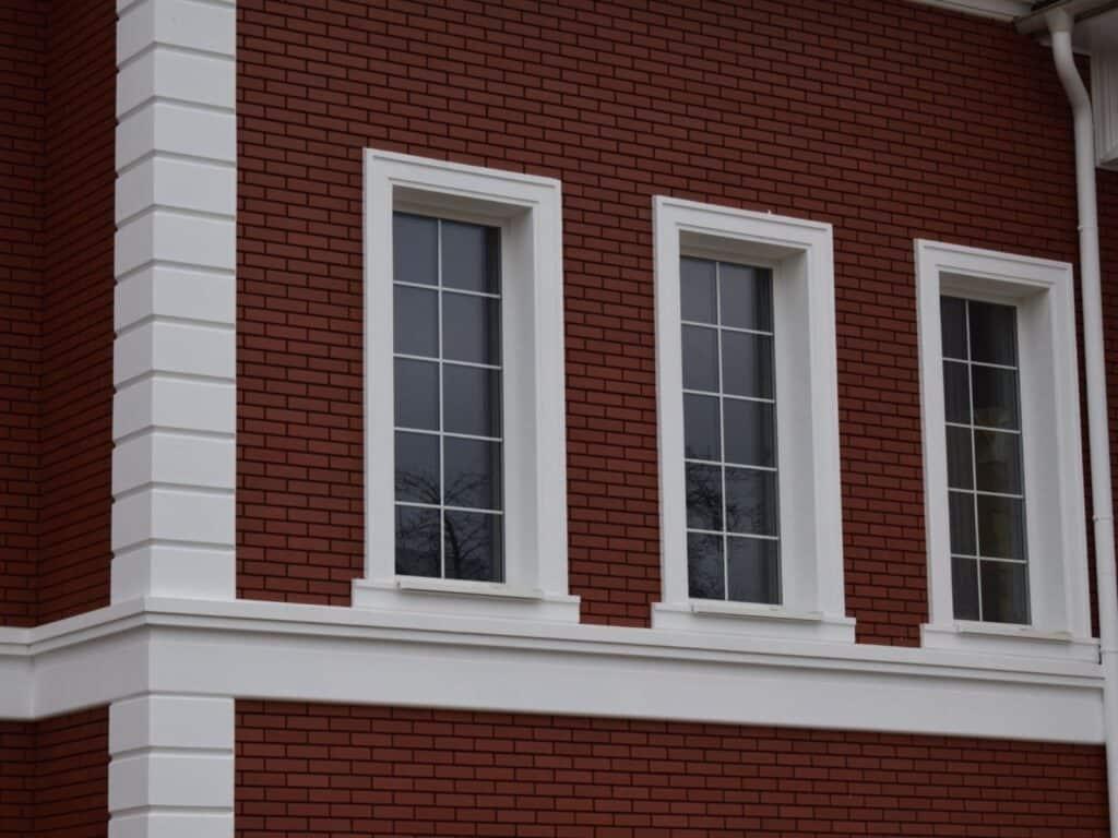 listwy elewacyjne okienne
