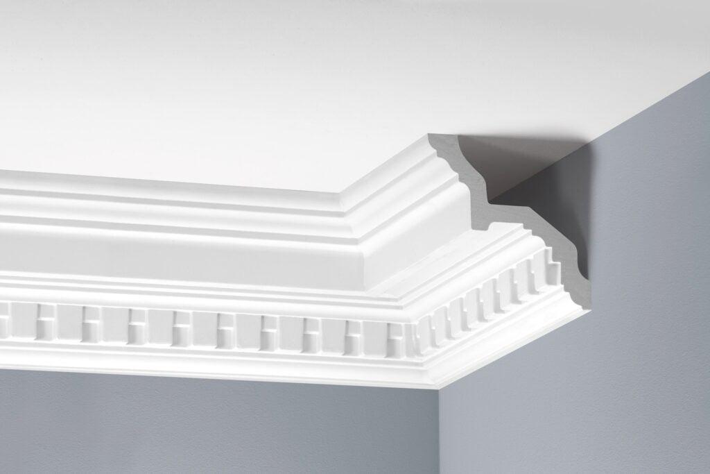listwa ozdobna ornamentowa do dekoracji sufitów