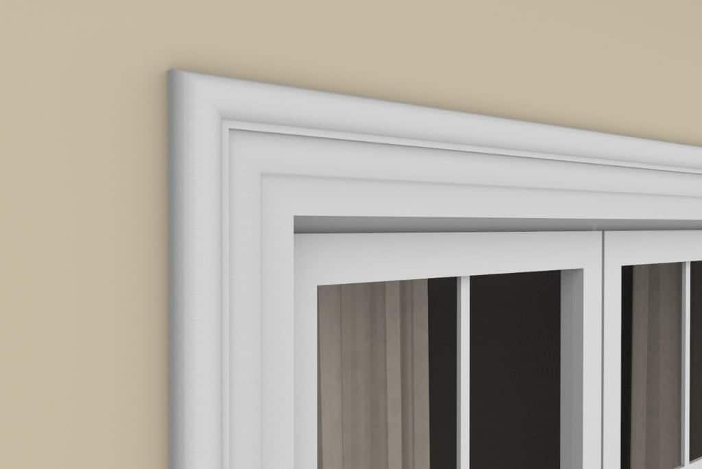 sztukateria do okien zewnętrzna elewacyjna
